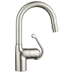 Grohe Ladylux Pro - 32 703 Pull Out Faucet Parts