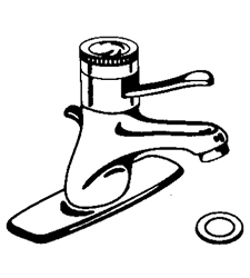 Grohe Classic 33031 - Single Lever Faucet Parts
