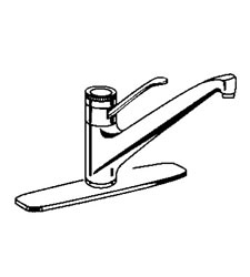 Grohe Classic - 33 868 Euromix Kitchen Faucet - Replacement Parts