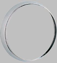 Grohe - 	46 035 000 Chrome Plated Shallow Escutcheon