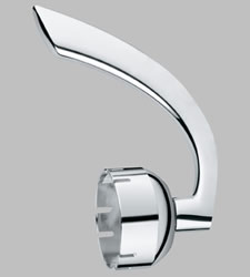 Grohe - 	46 572 000 Chrome Plated Kitchen Lever