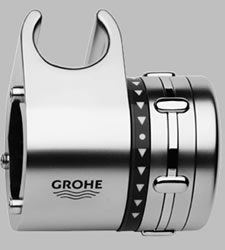 Grohe - 	47 453 IP0 ThermostaticVol Control Handle
