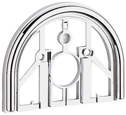 Grohe - 	47 462 000 1/2-inch Compensation Spacer for Chiara Shower Units