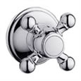 Grohe 47703000 - Seabury Cross Handle for Pressure Balancing Shower Valves