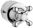 Grohe 47711000 - Seabury Cross Handle Assembly for Thermostatic Shower Valves