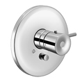 "HANSAMURANO 1/2"" Thermostatic Valve Trim with Volume Control and Diverter"