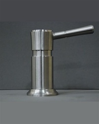 Jaclo 1050 All stainless steel construction Soap & Lotion Dispenser