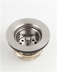 Jaclo 2801 - Junior Duo Sink Strainer