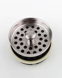 Jaclo 2818 Disposal Basket Strainer with Stopper