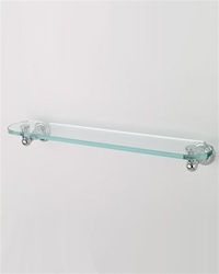 Jaclo 4830-GS-24 Roaring Twenties Glass Shelf