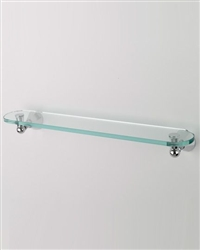 Jaclo 4870-GS-24 - Astor Glass Shelf