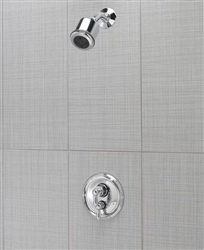 Jaclo 6000-123 SIERRA THERMOSTATIC SHOWER SET