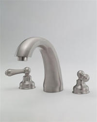 Jaclo 6940-T636 Jaylen Transitional Roman Tub Faucet with Lever Handles