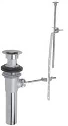 Jaclo 739 - Pop-Up Drain Assembly