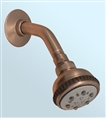 Jaclo - 80314-128 Serena Showerhead, Arm and Escutcheon