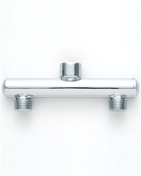 Jaclo 8039 Duo-Arm Shower Arm For Connecting 2 Shower Heads