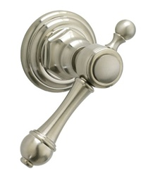 Jaclo 84-692 Finial Traditional Lever 3/4-inch Multiport Diverter Valve With Trim