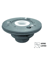 "Jaclo 88223-RGH 3"" CAST IRON SUB Drain - ROUGH"