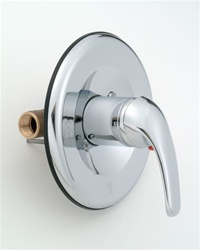 Jaclo A246 Wide Lever Pressure Balancing Valve - Complete With Trim