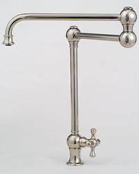 Jaclo KPF-30-108 Traditional Luxury Control Deck Mounted Pot Filler Faucet