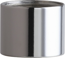 Converts Chicago Faucet aerator size to 3/8-inch IPS