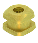 Kissler - 1-13 - Savoy, Wolverine Brass, Brass Square Handle Insert