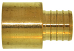 Kissler - 18-0400 - Pex Adapter 1-inch X 1-inch (15/bag)