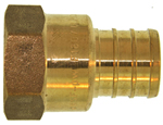Kissler - 18-0430 - Pex Adapter 3/4-inch x 1/2-inch (25/bag)