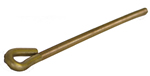 Kissler - 42-0002 - Brass Eye Bolt 10/24 tapping