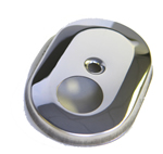 Kissler - 42-4521 - Gerber Integral Stop Escutcheon