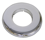 Kissler - 42-9000 - Floor and Ceiling Plate 3/8-inch IPS x 1/2-inch Copper Tube (Chrome Plated) 12/box