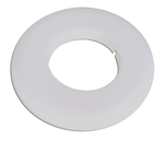 Kissler - 42-9140 - Floor and Ceiling Plate 2-inch Copper Tube (White) 12/box