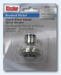 Kissler - 783-0040BN - Swivel Aerator Brushed Nickel