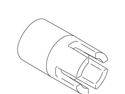 Kohler 1068108 - Stem Extension