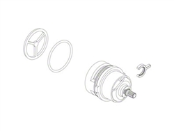 Kohler 1173678 - Diverter Cartridge Assembly