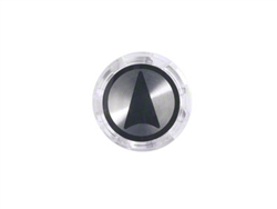 Kohler 21080 - Silver Arrow Plug Button