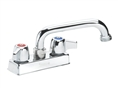 Krowne 11-450L Low Lead Laundry Faucet with Hose Adapter and 6-inch Spout