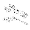 KWC Z.534.725.931 - Extension Kit for 1/2-inch Thermostatic Valves