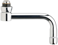 Chicago Faucets - L6JKABCP - Tube Spout Assembly