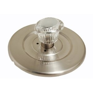 Moen Push Pull Style Shower Trim Kit Brushed Nickel