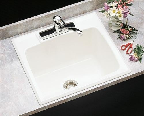 American Standard Bathroom Faucets >> Mustee 10C Utility Sink