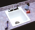 Mustee 11 - Utility Sink adds the convenience of a utility sink in virtually any room in your home.