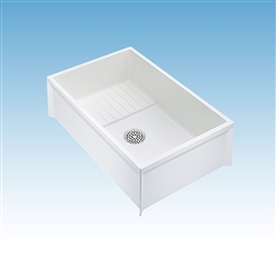 Mustee 65m Mop Service Basin 24x36x10 For 3 Quot Dwv