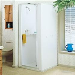 Mustee 70 Durastall Shower Stall