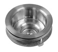 Pasco - 21905 - EZ ON Stainless Steel Basket Strainer