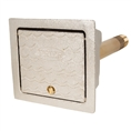 Prier Products - C-634BX1 - Satin Nickel Plated Brass Box for C-634 Heavy Commercial Hydrants