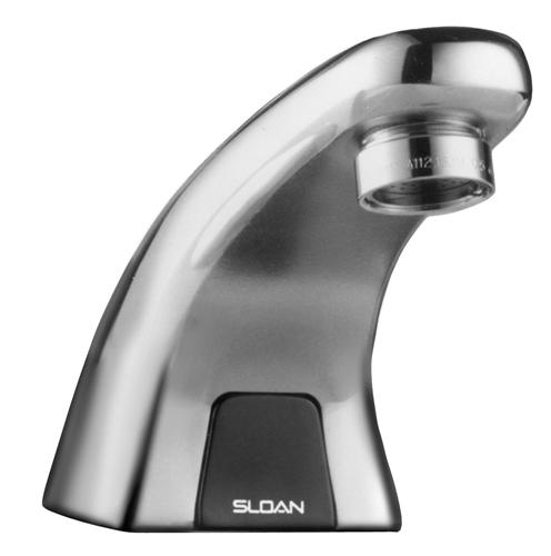 Sloan Ebf625 4 Cp Battery Faucet 3315302