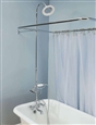 Strom Plumbing - P0168 - SHOWER ENCLOSURE SET