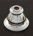 Strom Plumbing - P0391C - CHROME COLORADO ESCUTCHEON