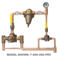 Symmons 7-1000-200-PRV - TempControl® Hi-Low Thermostatic Mixing Valve and Piping System